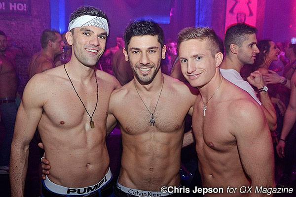 active gay escorts