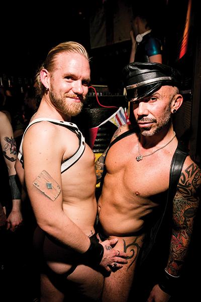 from Amos gay hoist london