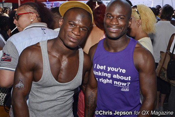 Gay black uk