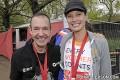 Jeremy Joseph runs the London Marathon