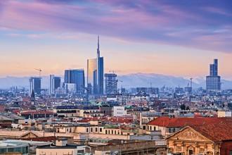 LIFE OUTSIDE LONDON: MILAN