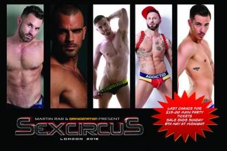Sexcircus Weekender