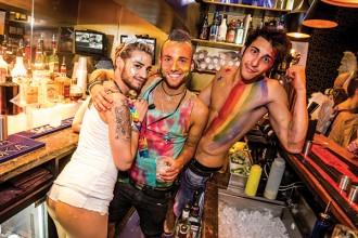 London Pride Bar Crawl