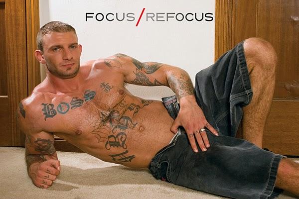 Porn star Ricky Sinz