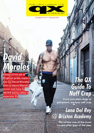 QX Magazine Issue 1168 cover