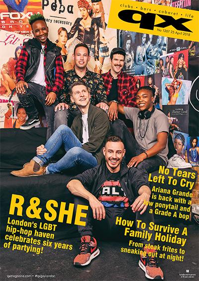 QX Magazine Issue 1207 cover