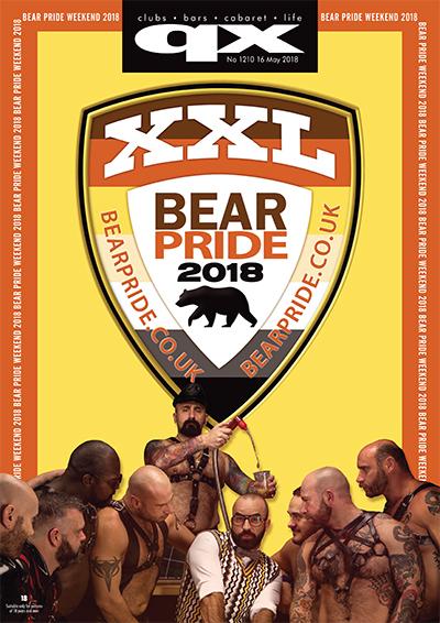 QX Magazine Issue 1210 cover