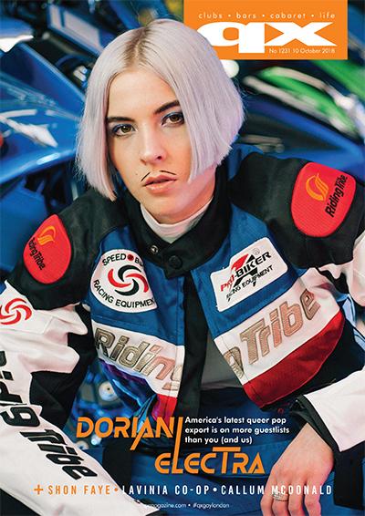 QX Magazine Issue 1231 cover