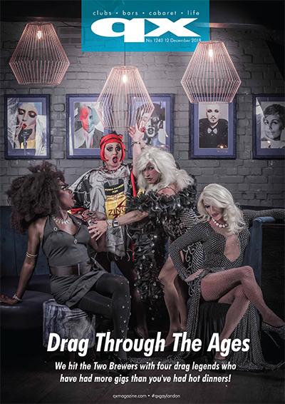 QX Magazine Issue 1240 cover